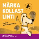 Märgista oma häbelik, kartlik või õppiv koer kollase lindiga ja levita selle tähendust!